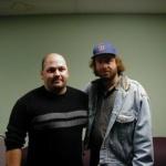 Steve with Steven Wright